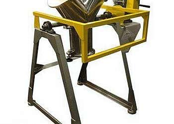 Misturador industrial para argamassa