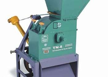 Motor para moinho industrial