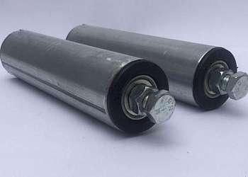 Rosca transportadora de aço carbono